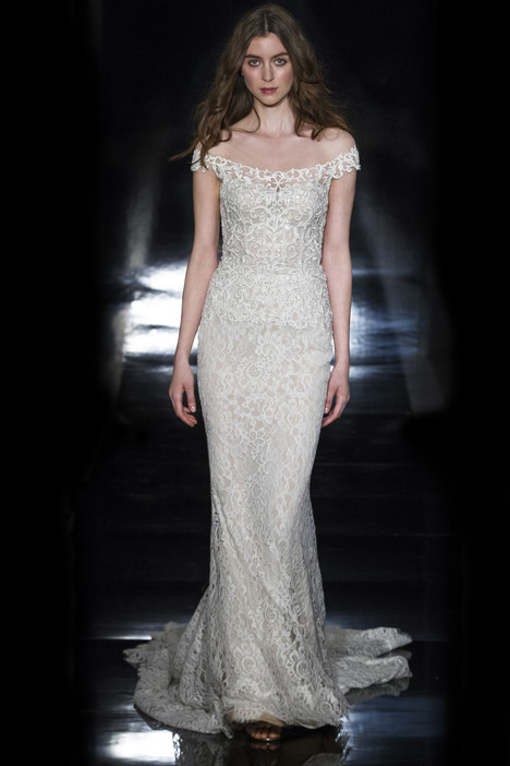 Sophia Wedding                                          dress by Reem Acra