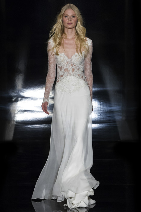 Melania Wedding                                          dress by Reem Acra