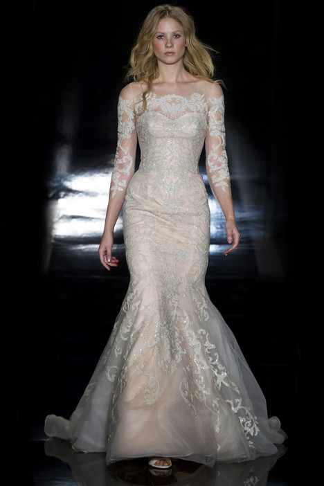 Valentina Wedding                                          dress by Reem Acra