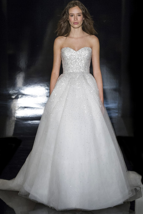 Bianca Wedding                                          dress by Reem Acra