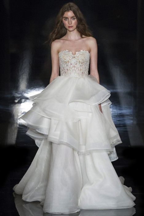 Chiara Wedding                                          dress by Reem Acra