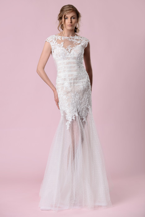 W16-4455 gown from the 2016 Gemy Maalouf collection, as seen on dressfinder.ca