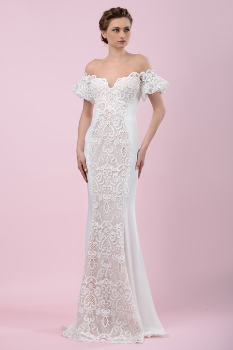 W16-4459 gown from the 2016 Gemy Maalouf collection, as seen on dressfinder.ca