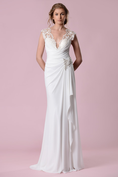 W16-4505 gown from the 2016 Gemy Maalouf collection, as seen on dressfinder.ca