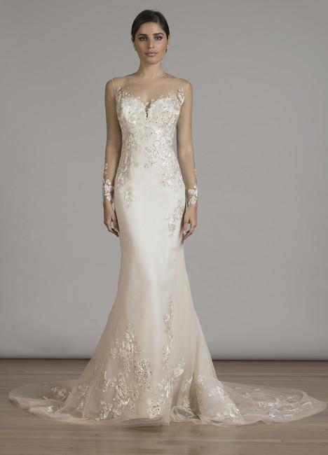 6840 Wedding dress by Liancarlo