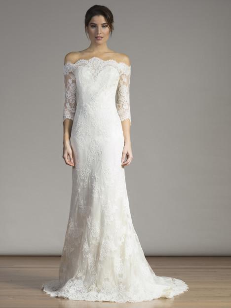 6850 Wedding                                          dress by Liancarlo