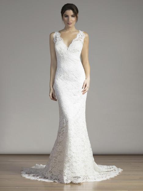 6851 Wedding                                          dress by Liancarlo