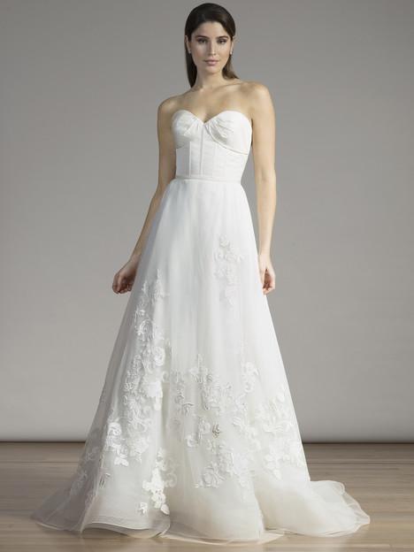 6858 Wedding                                          dress by Liancarlo