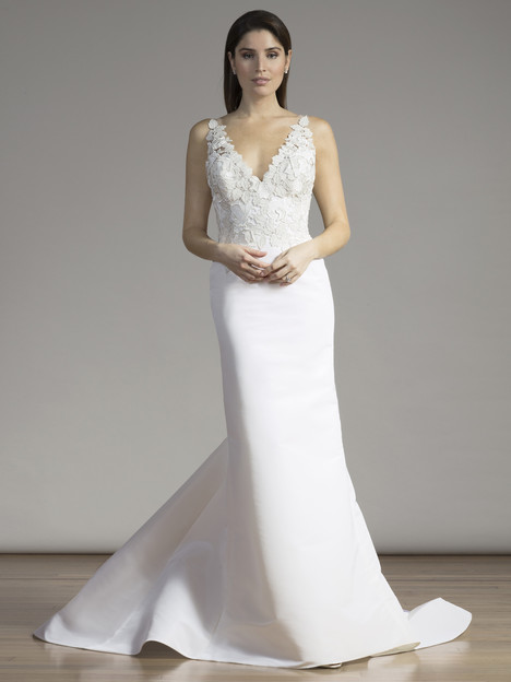 6859 Wedding                                          dress by Liancarlo