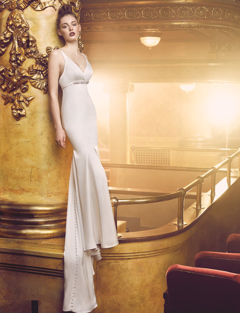 4701 Wedding                                          dress by Paloma Blanca