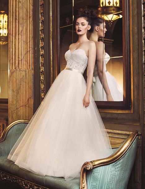 4704 Wedding                                          dress by Paloma Blanca