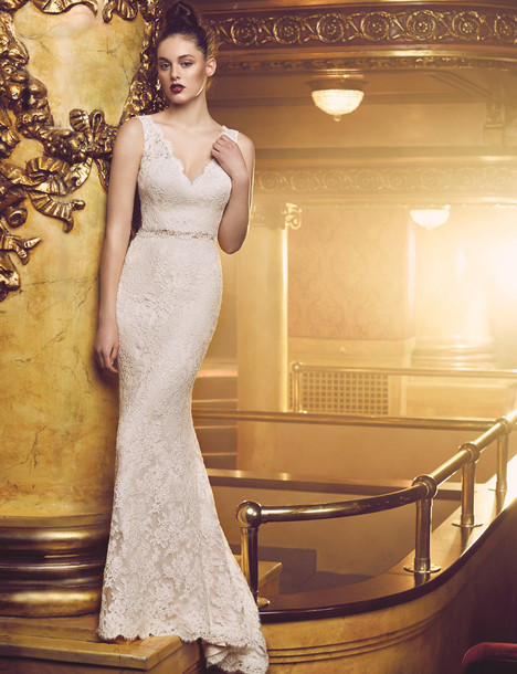 4705 Wedding                                          dress by Paloma Blanca