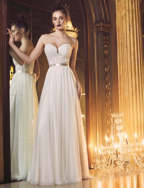 4707 Wedding                                          dress by Paloma Blanca
