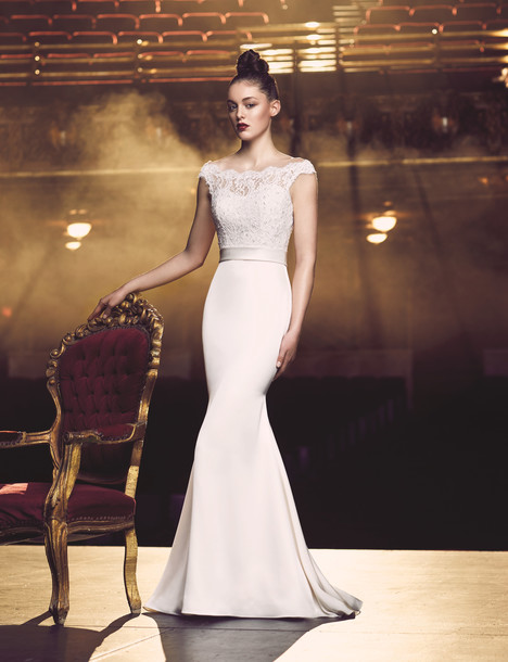 4716 Wedding                                          dress by Paloma Blanca