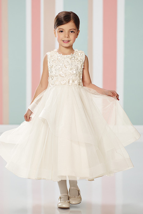216303 Flower Girl                                      dress by Joan Calabrese