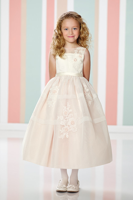 216305 Flower Girl                                      dress by Joan Calabrese