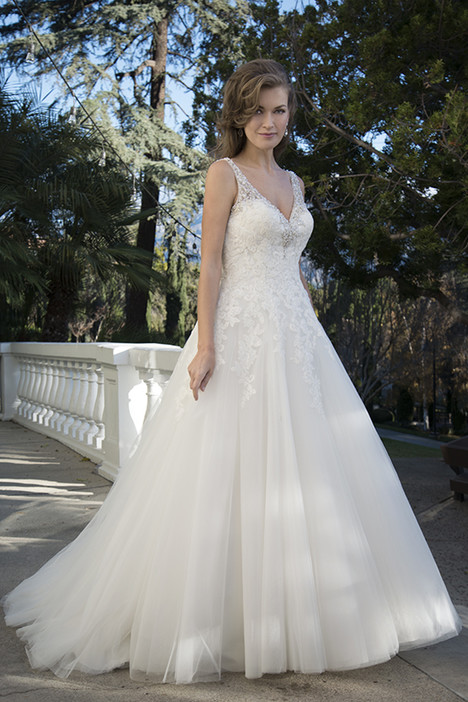 VE8260 Wedding                                          dress by Venus Bridal