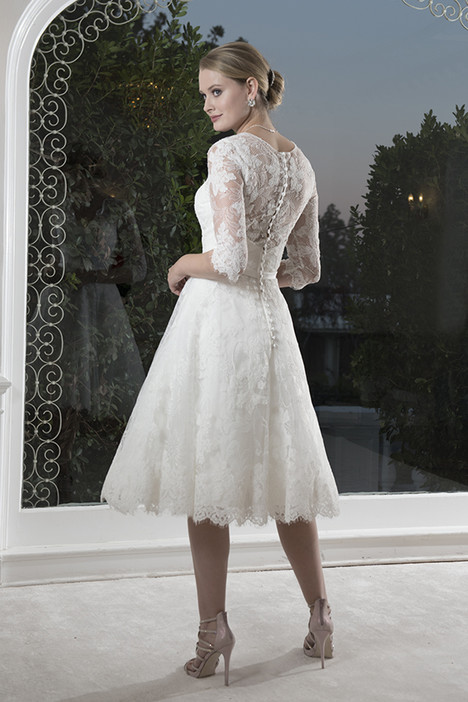 VN6905 (back) Wedding dress by Venus Informal