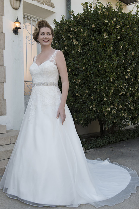 VW8726 Wedding                                          dress by Venus Woman