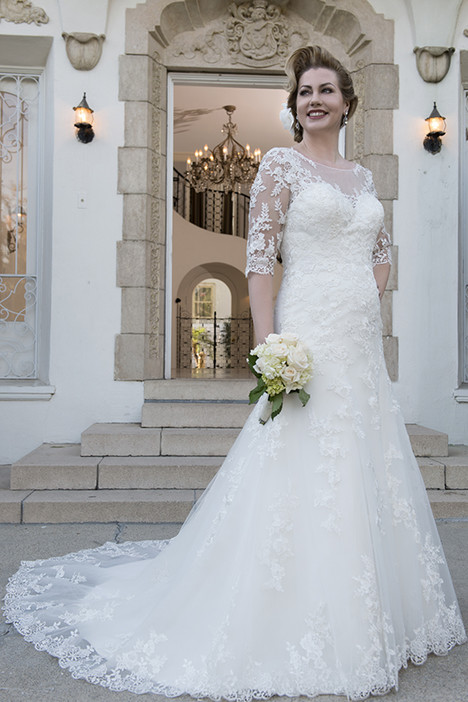 VW8735 Wedding                                          dress by Venus Woman