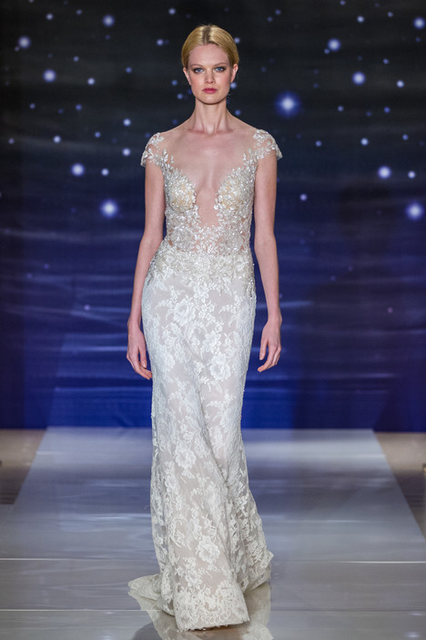 She's My Girl Wedding                                          dress by Reem Acra