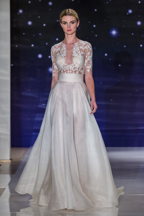 She's Mine Wedding                                          dress by Reem Acra