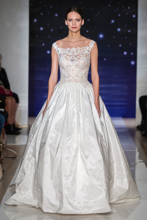 She's Getting Married Wedding                                          dress by Reem Acra