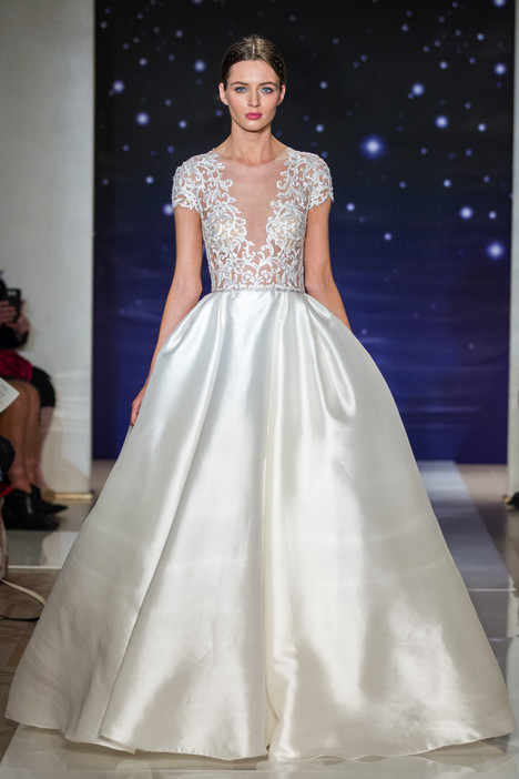 She's A Star Wedding                                          dress by Reem Acra