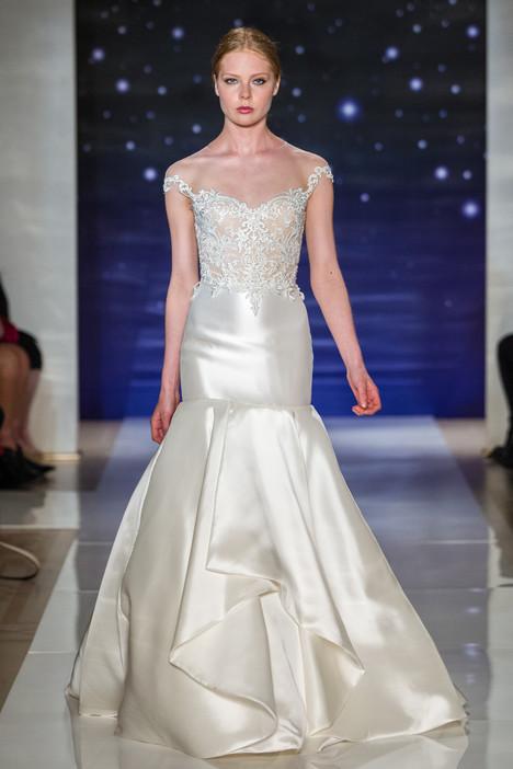 She's Pretty Wedding                                          dress by Reem Acra