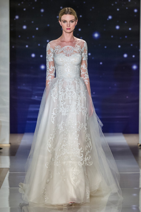 She's Outstanding Wedding                                          dress by Reem Acra