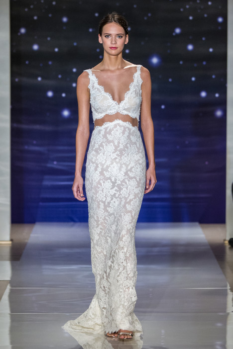 She's A Reem Girl Wedding                                          dress by Reem Acra