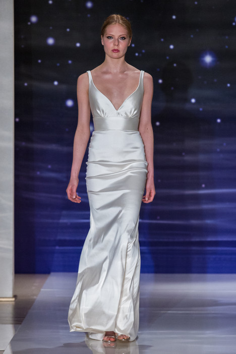She's My Favorite Wedding                                          dress by Reem Acra