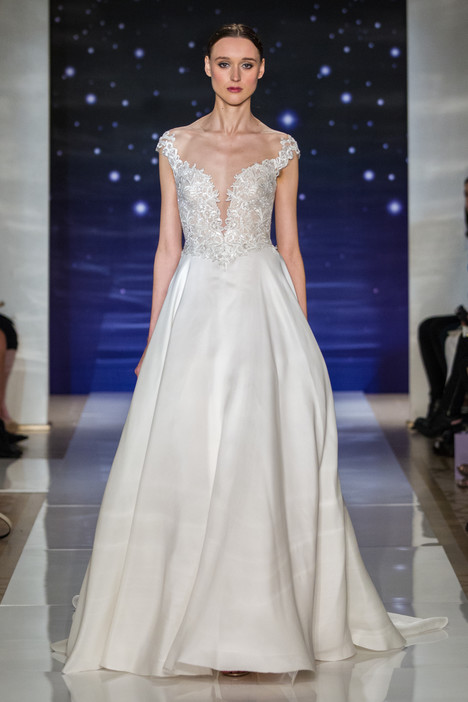 She's The One Wedding                                          dress by Reem Acra