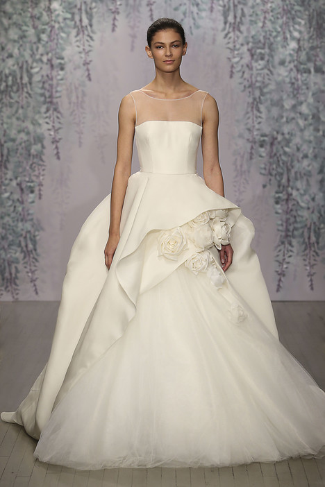 Huntington gown from the 2016 Monique Lhuillier collection, as seen on dressfinder.ca