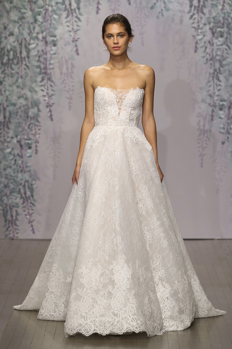 Madelyn gown from the 2016 Monique Lhuillier collection, as seen on dressfinder.ca