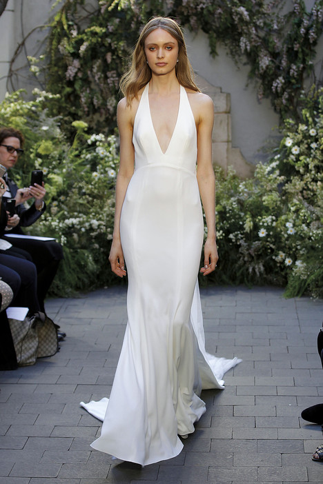 Marlowe gown from the 2017 Monique Lhuillier collection, as seen on dressfinder.ca