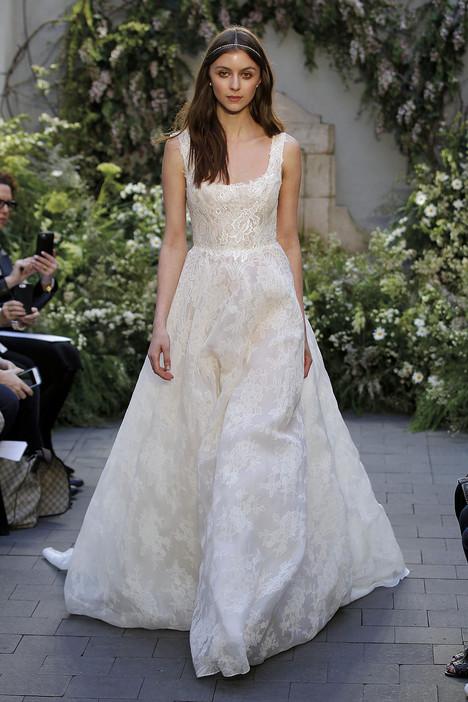 Bella Wedding                                          dress by Monique Lhuillier