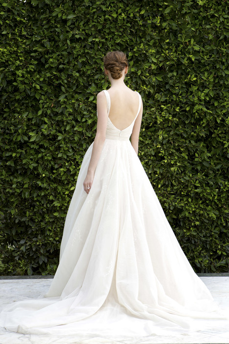 16224 (back) gown from the 2016 Monique Lhuillier: Bliss collection, as seen on dressfinder.ca