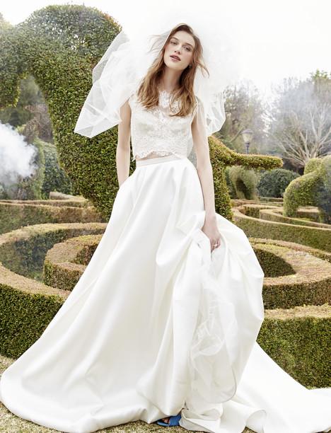16234 + 16238 Wedding                                          dress by Monique Lhuillier: Bliss