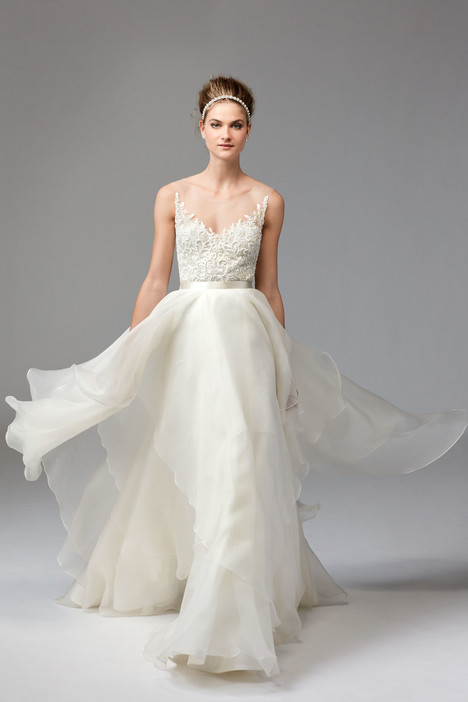 1041B Wedding                                          dress by Watters Brides