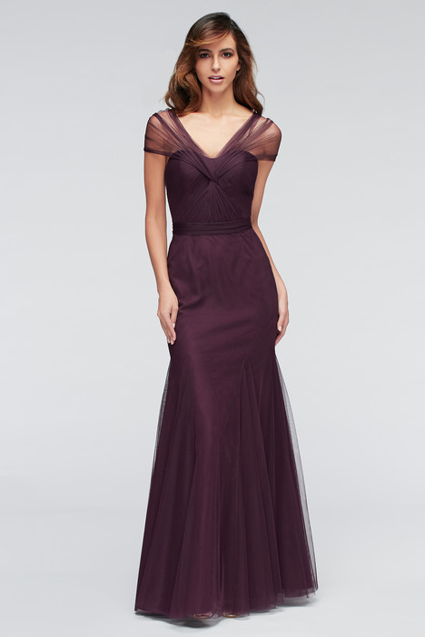 1307 (5) (eggplant) gown from the 2016 Watters Bridesmaids collection, as seen on dressfinder.ca