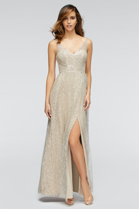 1314 gown from the 2016 Watters Bridesmaids collection, as seen on dressfinder.ca