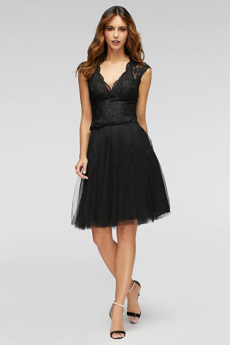 80201 (black) + 80304 (black) gown from the 2016 Watters Bridesmaids collection, as seen on dressfinder.ca