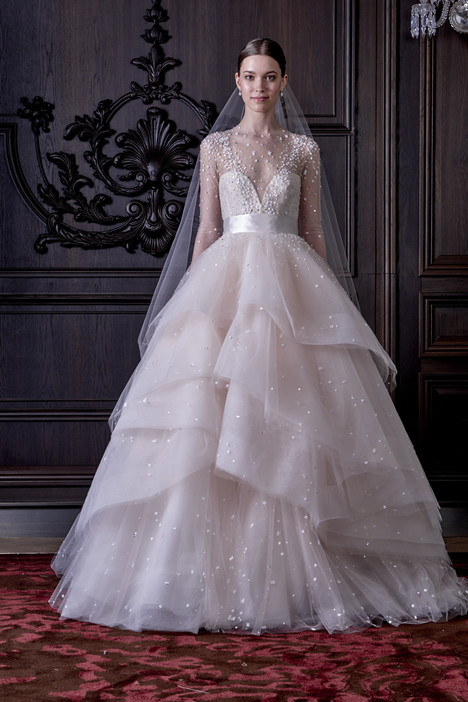Aviva Wedding dress by Monique Lhuillier