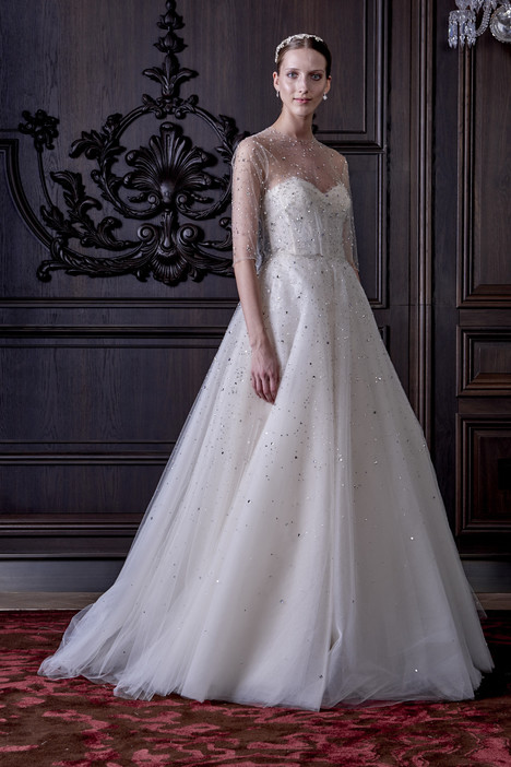 Brilliance Wedding dress by Monique Lhuillier