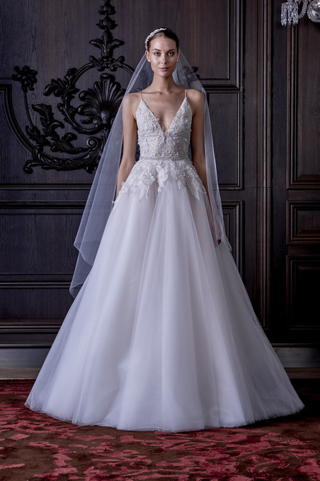 Ella Wedding                                          dress by Monique Lhuillier