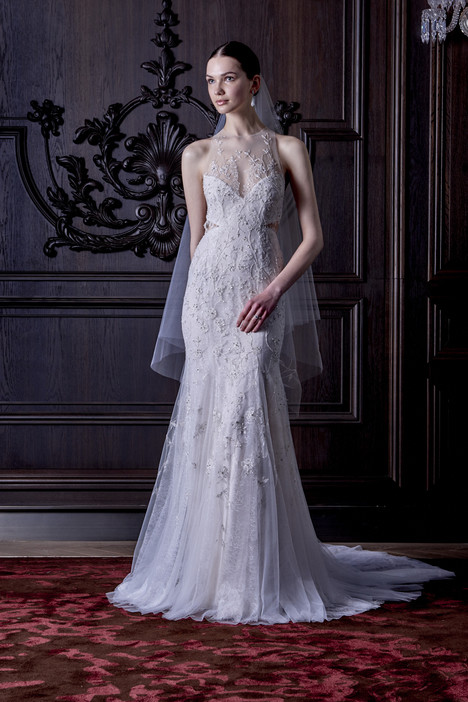 Katia gown from the 2016 Monique Lhuillier collection, as seen on dressfinder.ca