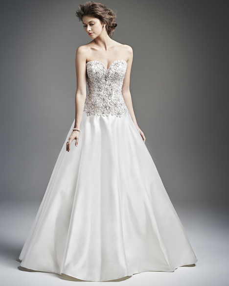 1622 gown from the 2016 Kenneth Winston collection, as seen on dressfinder.ca