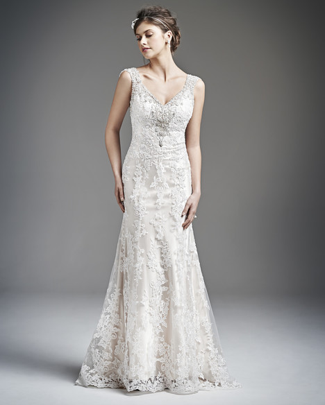 1613 gown from the 2016 Kenneth Winston collection, as seen on dressfinder.ca
