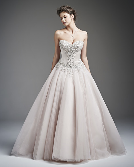 1629 gown from the 2016 Kenneth Winston collection, as seen on dressfinder.ca